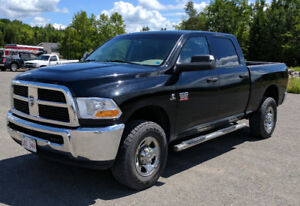 2012 Ram 2500 Diesel - One Owner
