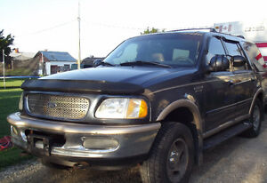 1998 Ford Expedition SUV, Crossover Kitchener / Waterloo Kitchener Area image 1