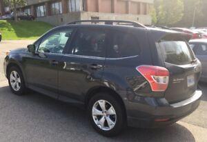 2014 Subaru Forester 2.5i Touring SUV, Crossover