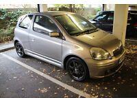 Toyota Yaris T Sport 2004, 1.5L, FSH, Low Miles