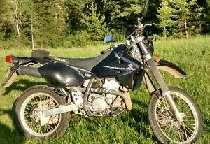 DRZ-400 Great Bike