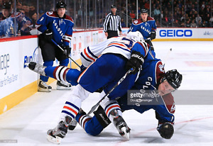 BELOW FACE VALUE!! Pair tickets Avalanche Oilers sec 122 row 16