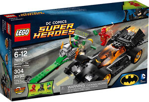 LEGO SUPER HEREOS, BATMAN: The Riddler Chase #76012