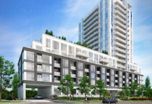 Pre-Construction Condo in Sheppard East - 10% in first Year