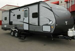 VACATION RENTAL - 2016 COACHMEN CATALINA TRAVEL TRAILER  $100.00