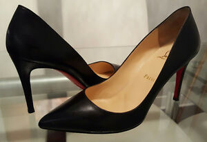 Authentic Christian Louboutin Pigalle Size 39 (8.5)