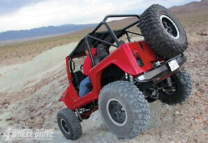 Lift kits for Jeeps at great prices