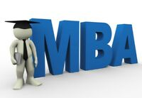 Does anyone know an MBA graduate