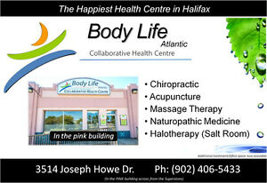Office space available in busy west-end health clinic