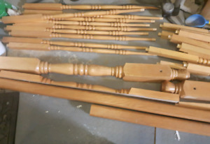railing - handrail - baluster and posts