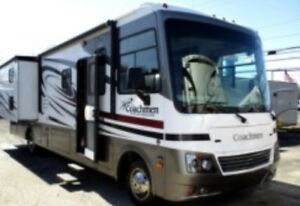 Coachman Mirada 34 ft