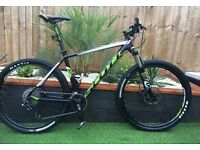Scott Scale 750 Fox suspension mtb mountain bike large