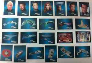 STAR TREK FRITOS-LAYS 1993 CARD COLLECTION & STAR TREK POGS West Island Greater Montréal image 2