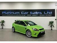 2010 Ford Focus RS LUX 2 + DYNAMICA SEATS Hatchback Petrol Manual