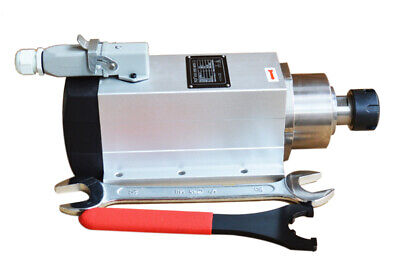 Furniture Cutter 2.2kw Square Air - Cooled Cnc Spindle Motor Er25 Ac 10a