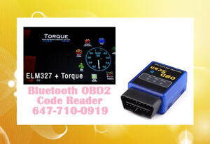 ♥ ♥ ♥ Bluetooth Android OBD2 Code Reader $35