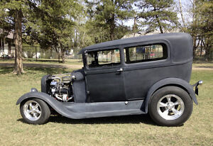 "Model ""A"" Ford 1929 ... Hot Rod"