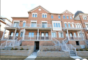 3 YEAR NEW TOWN HOUSE FOR LEASE NEAR BRAMLEA CITY CENTRE