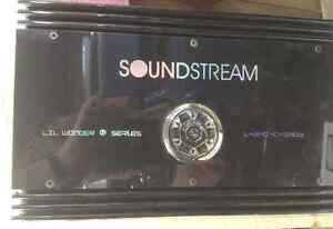 Soundstream 100x4 amplifier