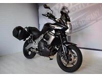2012 - KAWASAKI VERSYS, EXCELLENT CONDITION, £3,600 OR FLEXIBLE FINANCE TO SUIT
