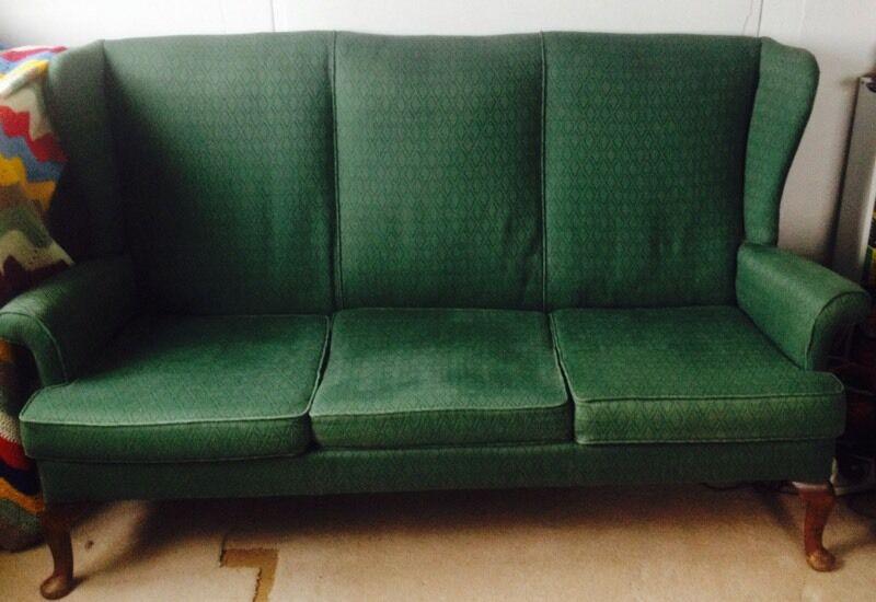 Designer sofa by Parker Knoll, Vintage