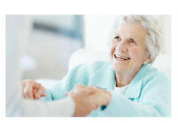 Offering loved ones hospital or home care aide