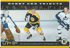 OPC ... BOBBY ORR BLASTERS ... chance for PRICE, TOEWS, KANE RCs