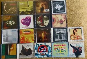 Assorted Music CD's for sale. INdividual or as a lot