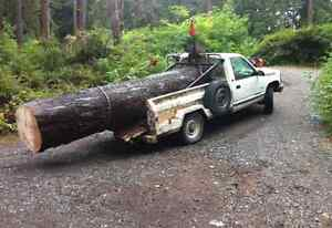 Chainsaw Operator/ Timber Construction Comox / Courtenay / Cumberland Comox Valley Area image 9