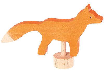 Grimm's Grimm Stecker Fuchs 03300 für Geburtstagsspirale Geburtstagsring + BONUS