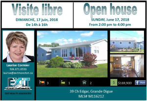 Open House Sunday June 17 From 2 To 4 PM