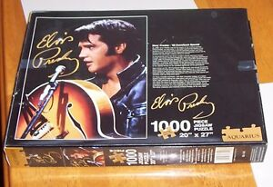 Elvis jigsaw puzzle box (large) – ONLY $5 London Ontario image 2