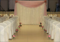 Design Your P2 Weddings Backdrop for Ceremony or Reception
