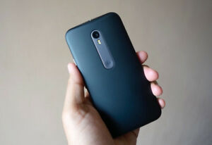 Motorola Moto G3 With 16 GB Memory And Charger. Unlocked!