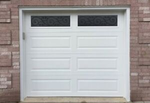 Pick up and Save! New High Quality (R-Value 10.4) Garage Doors