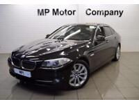 2011 11 BMW 5 SERIES 3.0 525D SE 4D AUTO 202 BHP DIESEL 8SP SEMI AUTO SALOON,