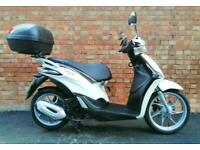 2020 Piaggio Liberty with 135 miles and extras