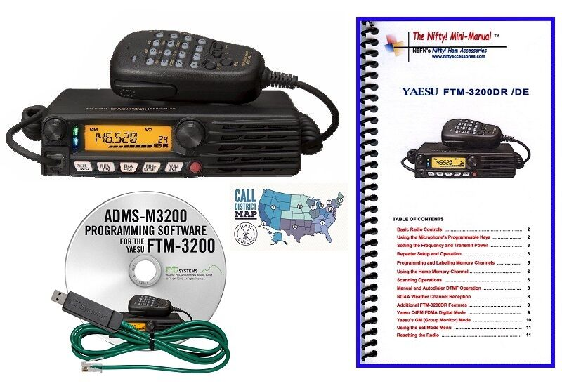 Yaesu FTM-3100R VHF 2m 65w Max Mobile Transceiver with MARS//CAP Mod!!