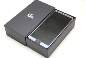 LG G6  Unlocked in box with warranty for only $269.99