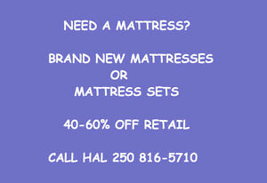 PRICING YOU WON'T BELIEVE ON MATTRESS SETS