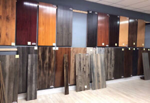HARDWOOD + LAMINATE BLOWOUT SALE