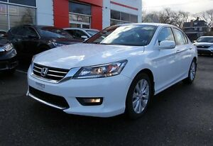 2015 Honda Accord Sedan EX-L V6 Leather