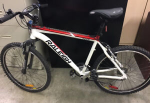 Raleigh Peak Mountain Bike