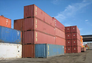 20' - 40' SEA STORAGE / SHIPPING CONTAINERS FOR SALE!! Belleville Belleville Area image 2