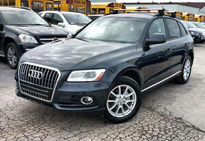 2014 AUDI Q5 2.0T ACCIDENT FREE | WARRANTY INCLUDED | KOMFORT