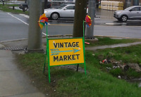 May 27 PORT PERRY'S VINTAGE MARKET YARD SALE
