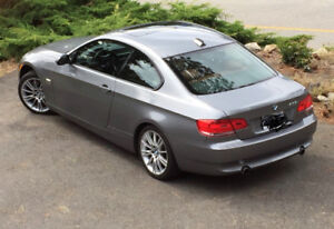 2009 BMW 335i X Drive - Manual, Twin Turbo