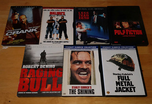 Various DVD's For Sale!