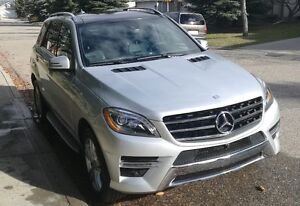 2014 Mercedes-Benz ML350 Sport SUV 4MATIC