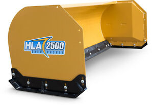 HLA Snow Pushers, Blades, Plows, Wings